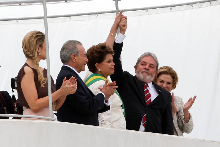 Dilma Rousseff - posses
