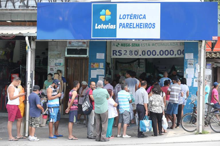 Lotérica de Parelheiros teve o prêmio vencedor da Mega da Virada de 2017