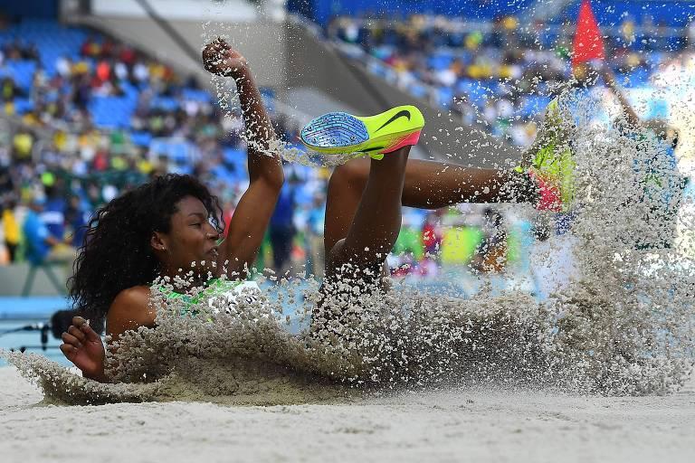 Atletas brasileiros entre os dez melhores do mundo