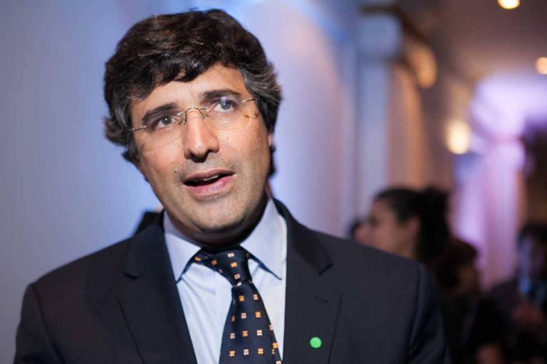 O banqueiro André Esteves, que retornará ao bloco de controle do BTG Pactual, que fundou