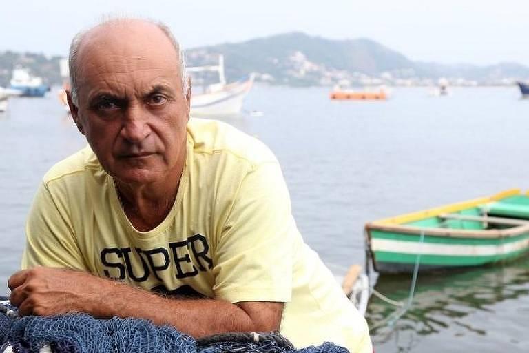 Jorge Souza Viana salvou mais de 30 pessoas no naufrágio do Bateau Mouche