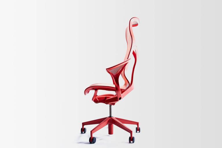 Cosm, cadeira da Herman Miller com selo de sustentabilidade
