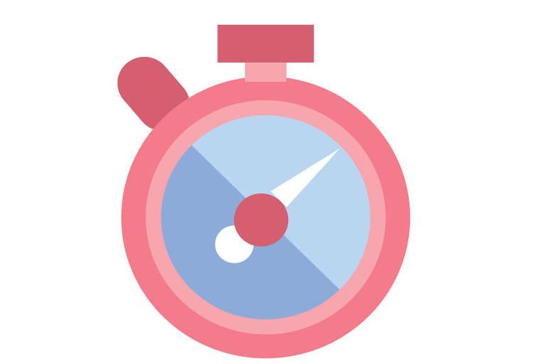 Ilustração de relógio