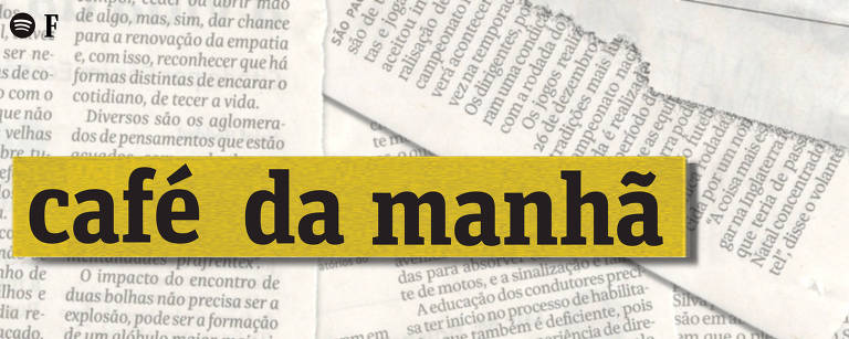 imagem 5x2 podcast cafe da manha 2019 com Magê Flores e Rodrigo Vizeu