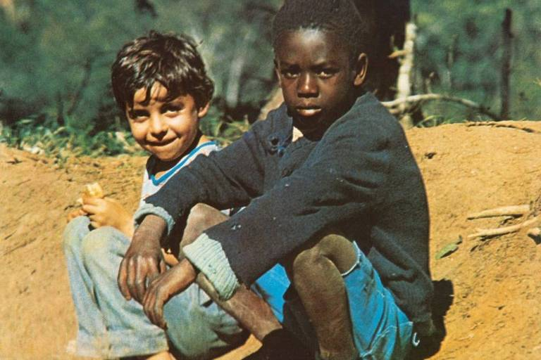 Capa do disco 'Clube da Esquina', que teve foto feita pelo fotógrafo Cafi