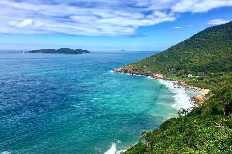 Praia do Saquinho (SC)
