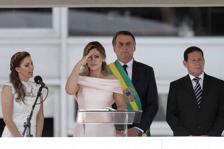 Posse de Jair Bolsonaro