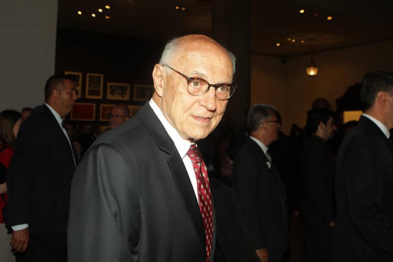 O vereador Eduardo Suplicy