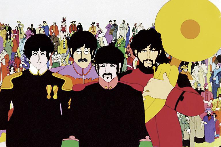 'Submarino Amarelo': o que fez animação dos Beatles se tornar um clássico psicodélico