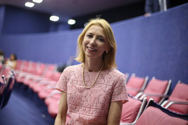 Angela Gandra Martins, secretária da Família do Ministério da Mulher, Família e dos Direitos Humanos
