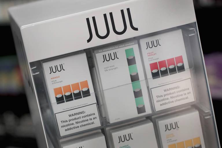 Cigarro eletrônico Juul