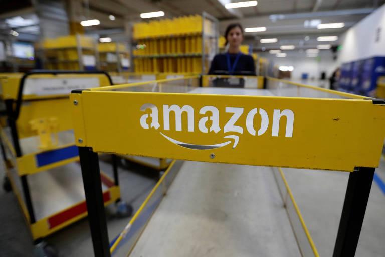 Setenta por cento dos funcionários da Amazon no centro de distribuição aderiram à greve, disse o representante da CCOO Douglas Harper; um porta-voz da Amazon negou a informação