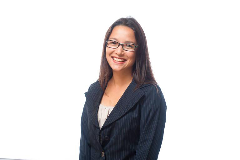 Joice Toyota, coordenadora e fundadora da Vetor Brasil, ONG que seleciona e capacita profissionais para trabalhar no setor público