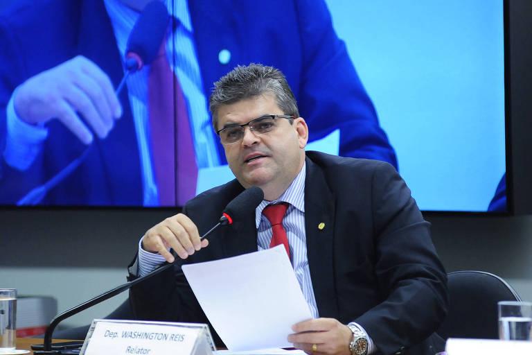 Washington Reis (MDB), alvo de um atentado a tiros em Duque de Caxias (RJ)