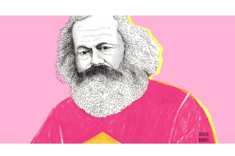 Cavalgaduras à caça de Marx