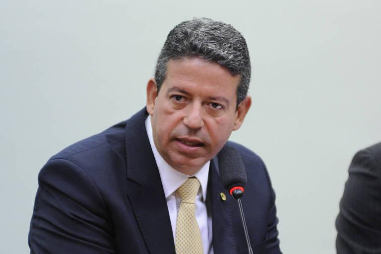 O deputado Arthur Lira, de Alagoas, líder do PP na Câmara