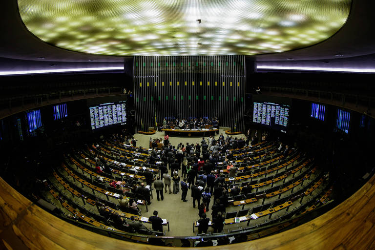 Congresso Nacional; desde a semana passada, diversas associações e sindicatos têm se reunido e discutido a estratégia para o debate