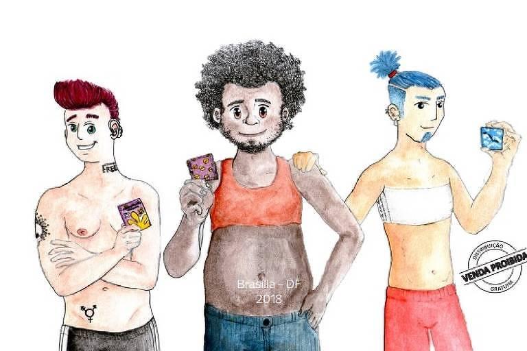 Cartilha para homem trans foi retirado do ar pelo Ministério da Saúde