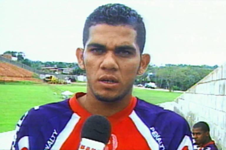 A carreira de Daniel Alves