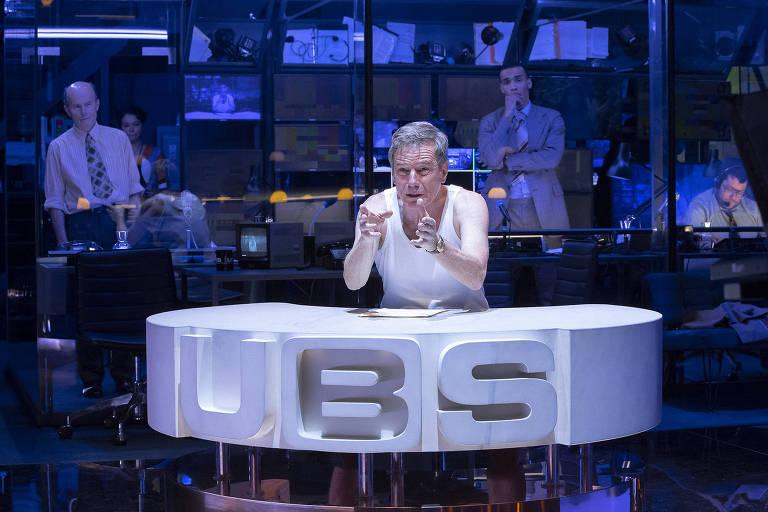 Peças da Broadway abordam mundo do jornalismo