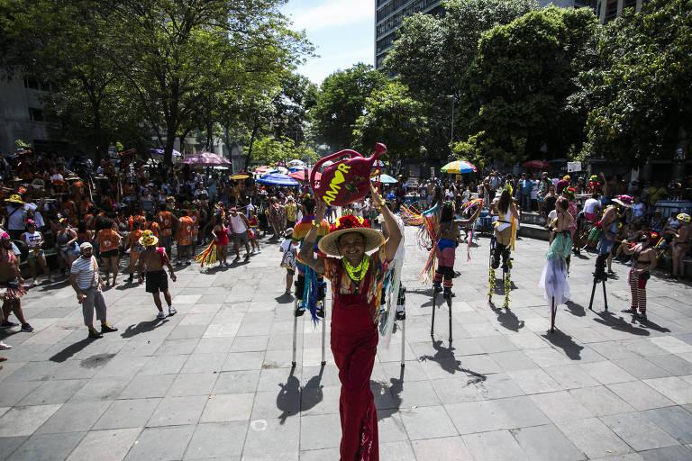 Carnaval no Rio 2019