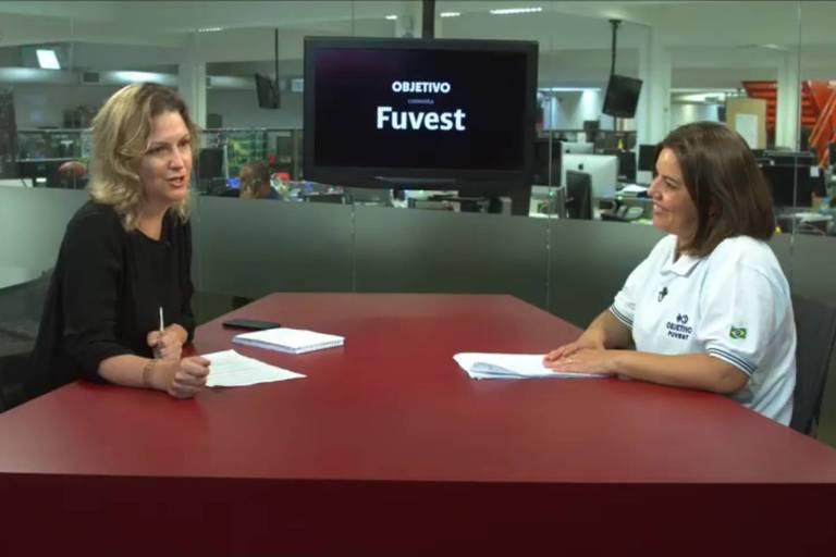 Em 2ª fase, Fuvest levou alunos a expressar senso crítico, diz professora