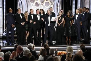 2019 Golden Globes - Show - Beverly Hills, California, U.S.