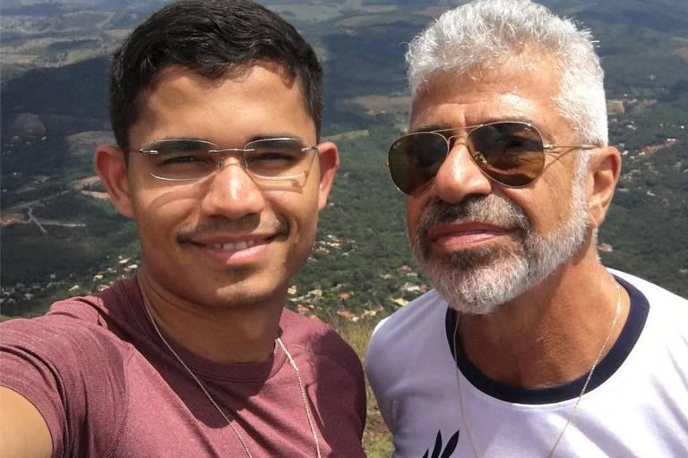 Lulu Santos e Clebson Teixeira