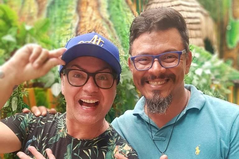 Dicesar Ferreira, ex-BBB