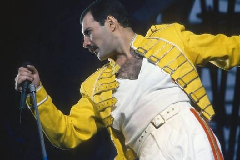 Globo de Ouro 2019: a transformação do ator Rami Malek para viver Freddie Mercury em Bohemian Rhapsody