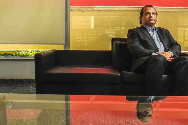 O novo presidente do Sebrae SP, Tirso Meirelles
