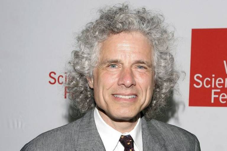 famoso psicólogo e escritor Steven Pinker