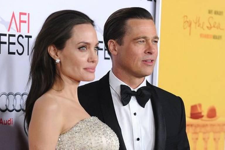 A maioria dos homens e mulheres pesquisados disse que aceitaria fazer sexo casual com Brad Pitt e Angelina Jolie.