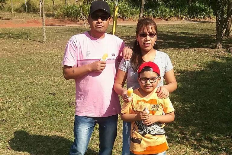 Família morta em Itaquaquecetuba