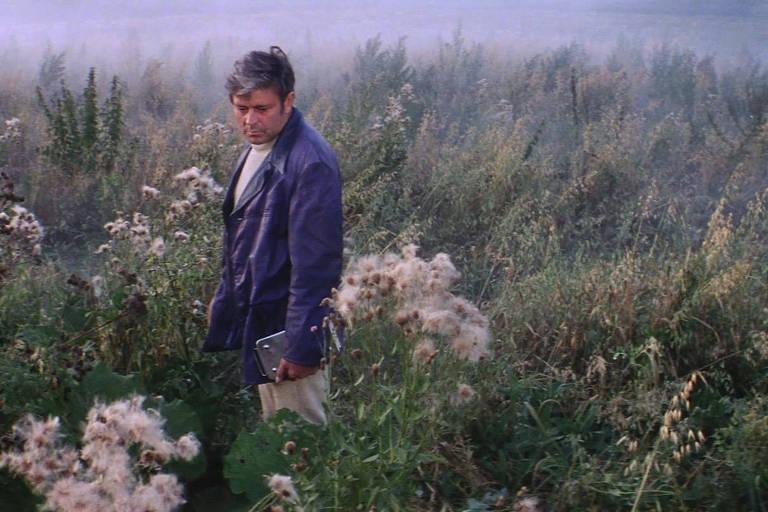 Cena de 'Solaris', de Andrei Tarkovski