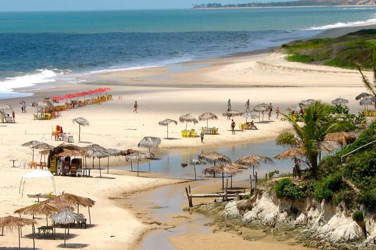 Moda praia - O litoral do Brasil