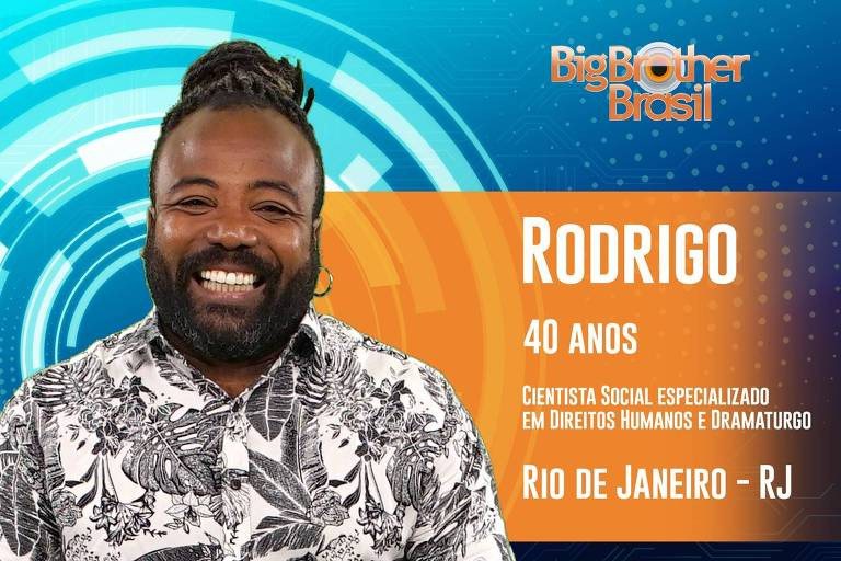 Rodrigo deve deixar o BBB nesta terça-feira