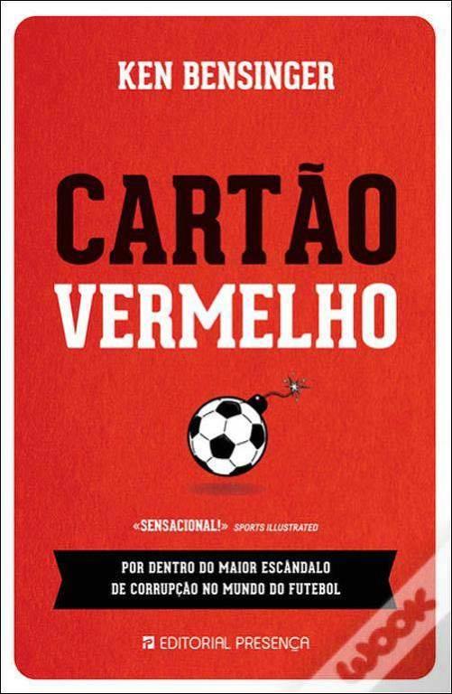 Capa da versão portuguesa do livro de Ken Bensinger