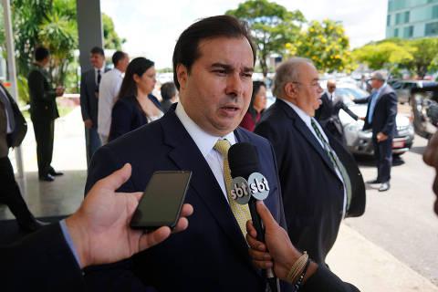 Fundo eleitoral não pode prejudicar áreas prioritárias no orçamento, diz Maia