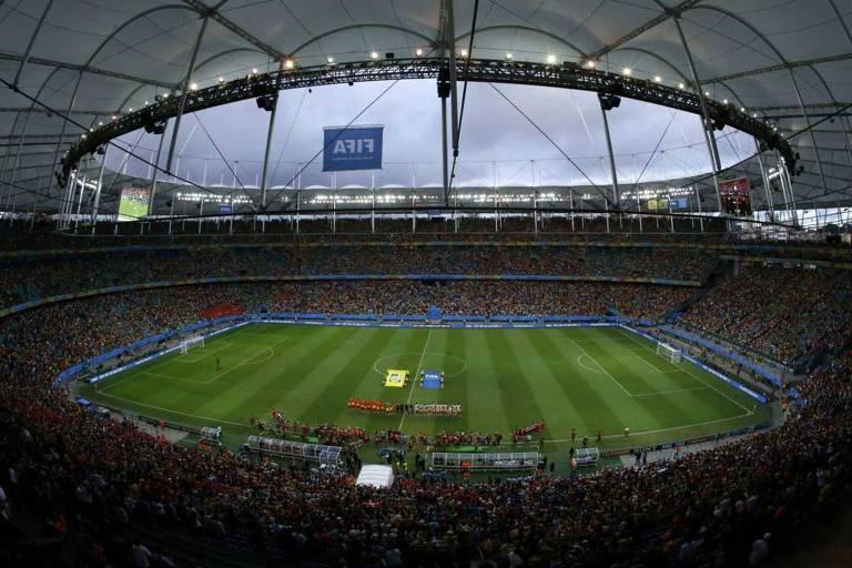 Os estádios da Copa América de 2019