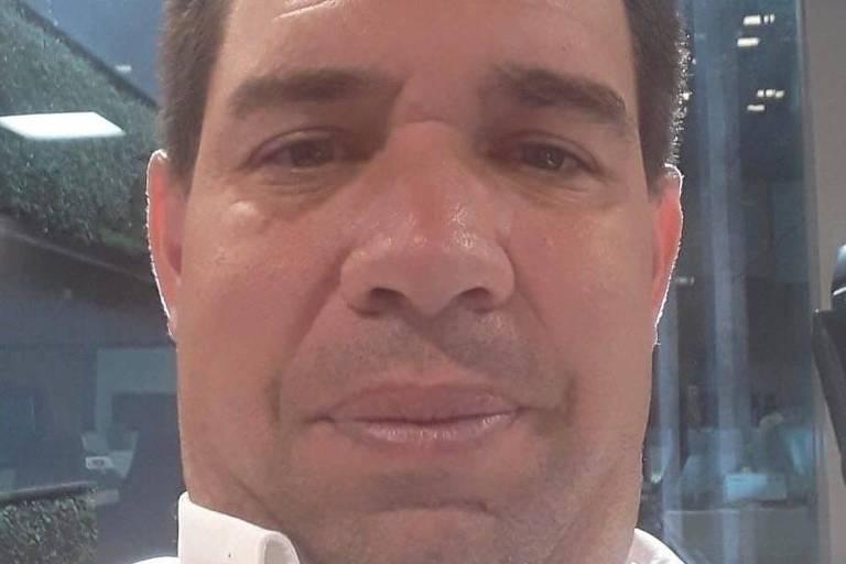 Antonio Rossell Mourão, filho do vice-presidente, Hamilton Mourão.