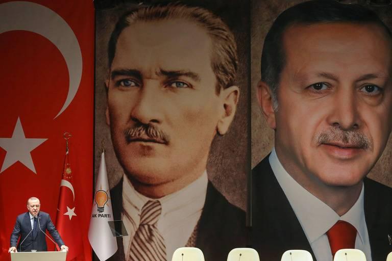 Turquia sob Erdogan