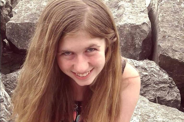 Jayme Closs, 13, que estava desaparecida desde outubro nos EUA