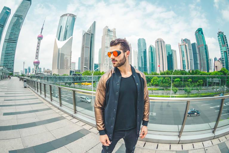Alok, considerado o 13º melhor DJ do mundo pela revista especializada DJ Mag