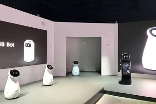Robôs Samsung