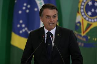 BOLSONARO / ECONOMIA / GUEDES / BB / CAIXA / BNDES / NOVO GOVERNO