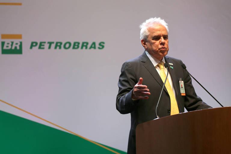Roberto Castello Branco, novo presidente da Petrobras, na sede da empresa