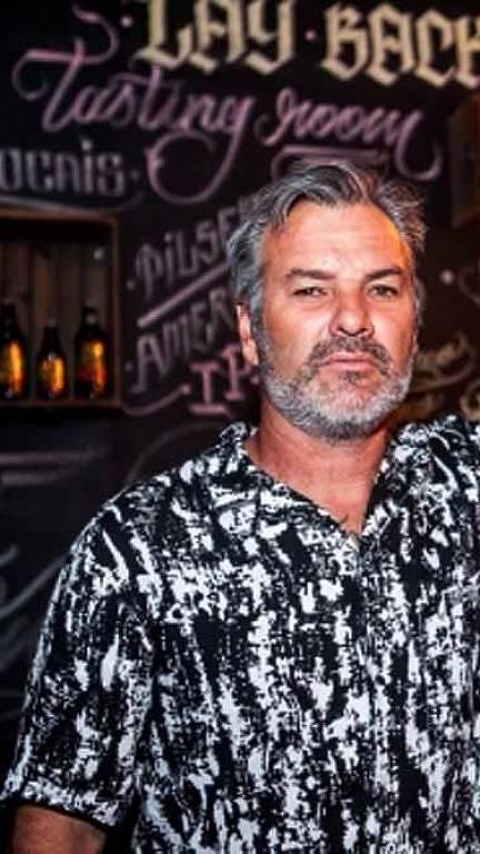 André Barros, empresário do ramo de skate e pai do skatista Pedro Barros