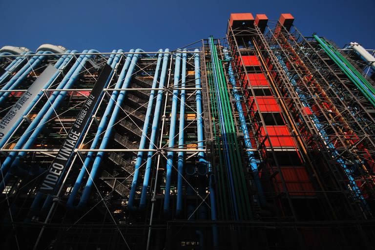Edifícios projetados por Renzo Piano