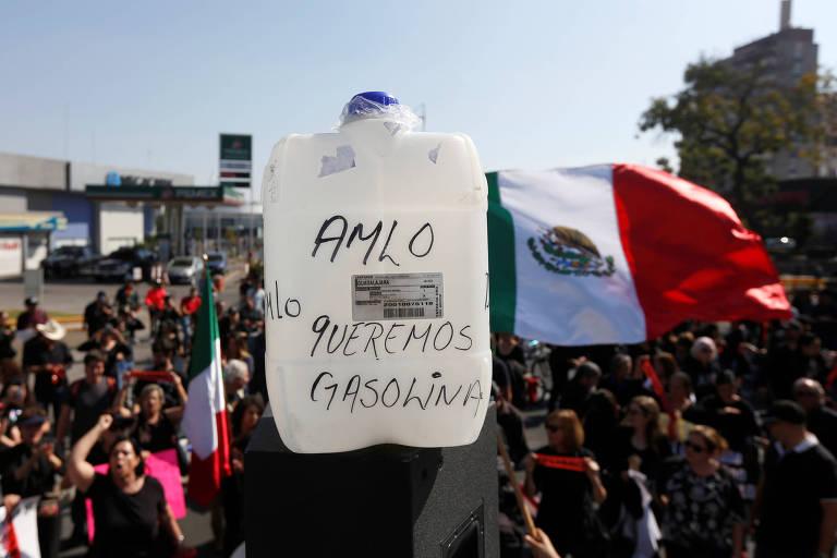 Entenda a crise que deixou o México sem combustível